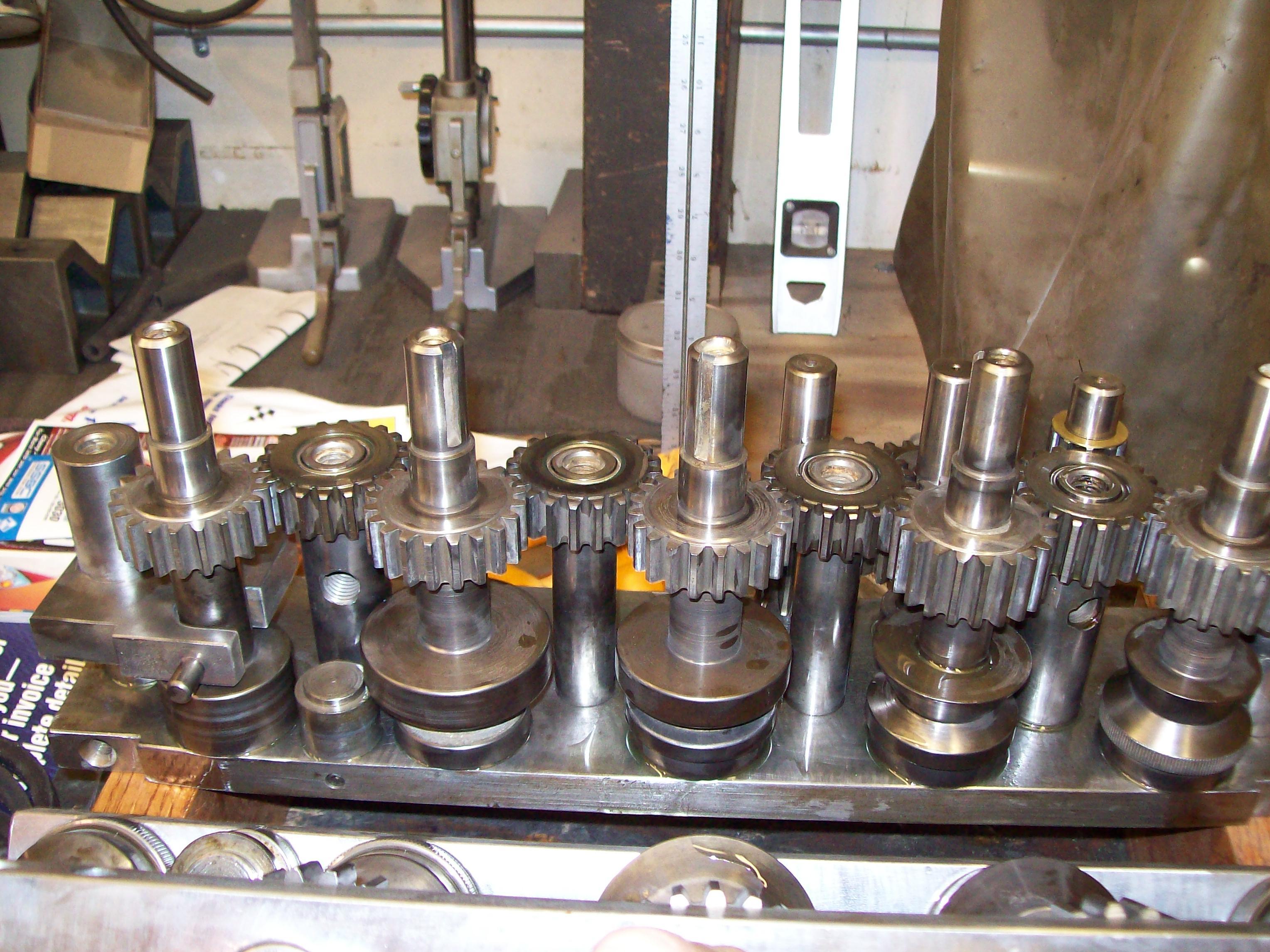 Misc Machine Pictures